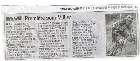 0605 Vaucluse Matin