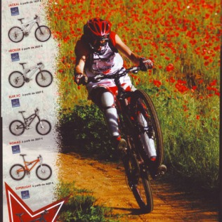 0703 Vélo Tout Terrain