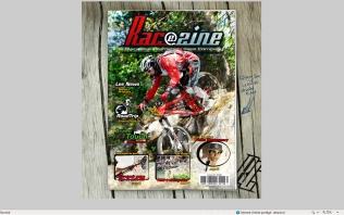 09 07 Race Ezine 1 Couverture