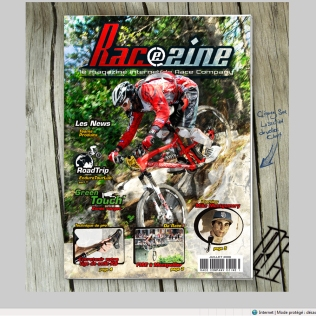 09 07 Race Ezine 1 Couverture