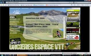 09 Orciere Website
