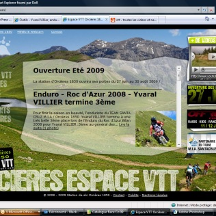 09 Orciere Website