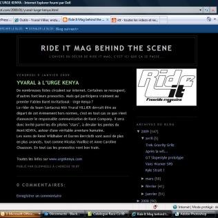 09 Ride It Blog