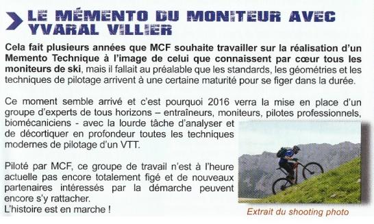 Bulletin Info MCF n° 28