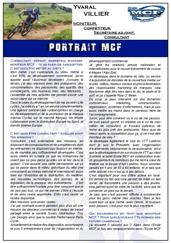 Newsletter MCF Mars 2016 1
